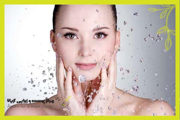 هیدرودرمی پوست